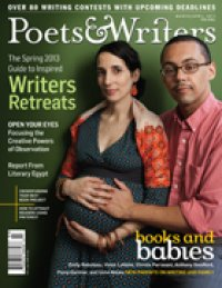 Poets and Writers Magazine, March/April 2013