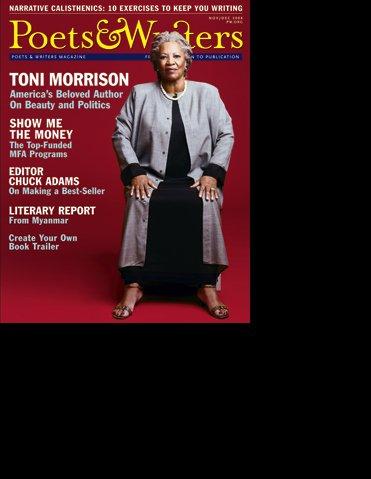 November/December 2008 cover