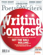 Poets and Writers Magazine, May/June 2013