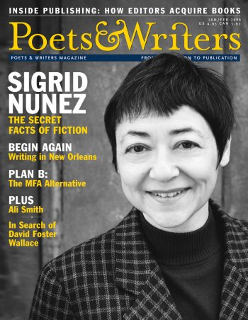 January/February 2006 | Poets & Writers