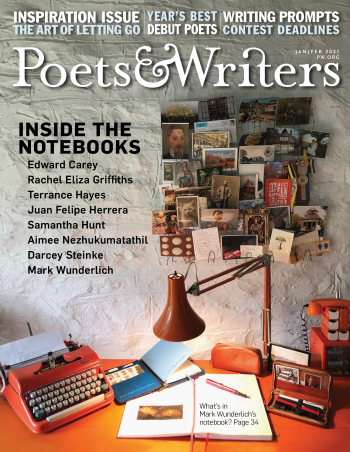 January/February 2021 Poets & Writers