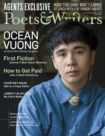 July/August 2019 | Poets & Writers