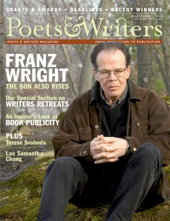 March April 2006 Poets Writers