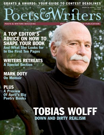 March/April 2008 | Poets & Writers