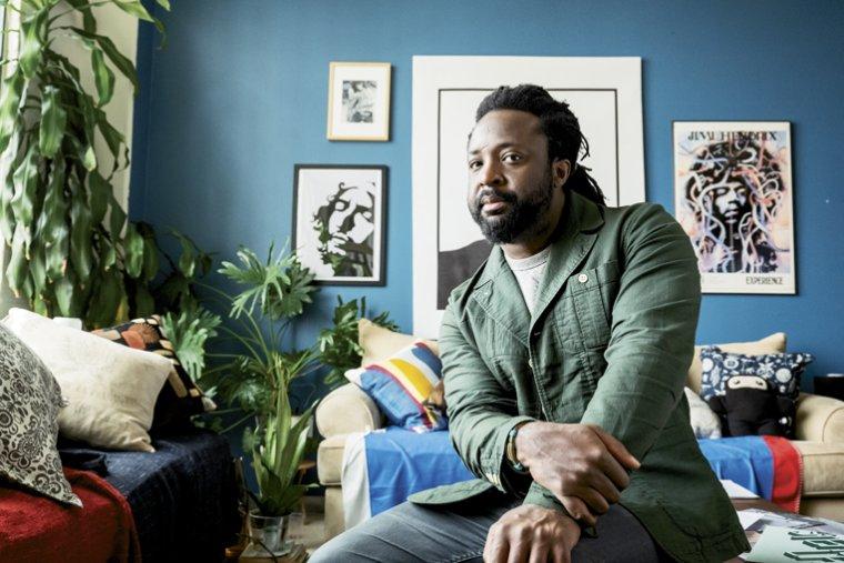 Shape-Shifter: A Profile of Marlon James