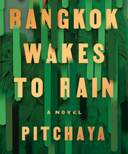 Cover, Bangkok Wakes to Rain.