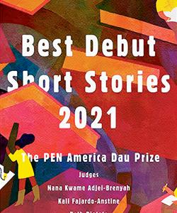 Best Debut Short Stories Cover