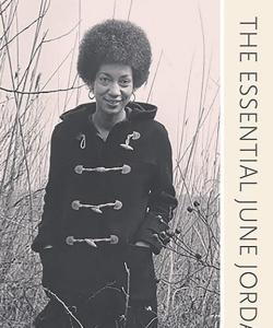 The cover of The Essential June Jordan
