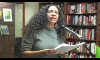 devorah major at the reader's cafe