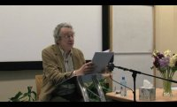 CK Williams at the Poetry Society Annual Lecture