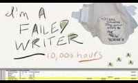 10,000 hours (Failed Writer Series #11)