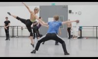 Scottish Ballet: The Making of Ten Poems - Trailer