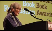 Fanny Howe reads from Second Childhood at 2014 NBA Finalists Reading
