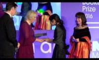 Man Booker Prize 2016 Winner Ceremony