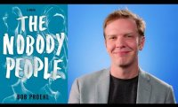 Inside the Book: Bob Proehl (THE NOBODY PEOPLE)