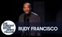 "Spoken-Word Poet Rudy Francisco Performs His Poem ""Complainers"""