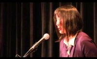 Hannah Sanghee Park: Awards Ceremony Reading