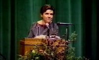 Adrienne Rich: Short Version Artist of the Year 1995
