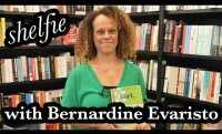 Shelfie with Bernardine Evaristo