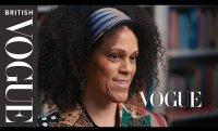Bernardine Evaristo On Writing | Vogue Visionaries | British Vogue & YouTube