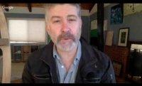 Kirkus TV Interview with Laird Hunt