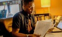 Poet Terrance Hayes, 2014 MacArthur Fellow