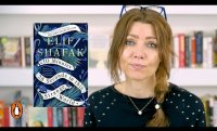 Elif Shafak on 10 Minutes 38 Seconds in this Strange World