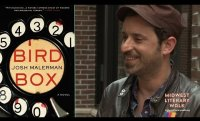 Author Josh Malerman on BIRD BOX at Midwest Literary Walk 2015
