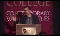 Contemporary Writers Series: Peter Ho Davies