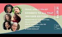 GOODBYE TO ALL THAT | Sari Botton & Isaac Fitzgerald with Special Guests