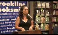 Celeste Ng and Jennifer De Leon at the Brookline Booksmith 7/23/14