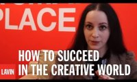 Molly Crabapple: How To Succeed In The Creative World