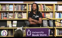 Colson Whitehead at University Book Store