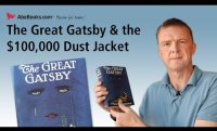 The Great Gatsby & the $100,000 dust jacket