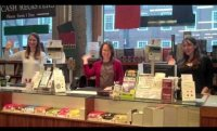 """HBTV is on the Air!"" from Harvard Book Store"