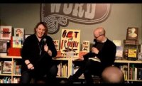 Kelly Link and Lev Grossman discuss titling and GET IN TROUBLE at WORD Jersey City