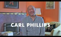 "Carl Phillips reads his poem ""Dirt Being Dirt"" 