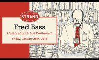 Fred Bass: Celebrating a Life Well Read