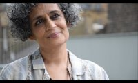 Watch Arundhati Roy read from her long awaited second novel 'The Ministry of Utmost Happiness'