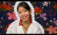 """Jane Wong reads """"After Preparing the Altar, the Ghosts Feast Feverishly"""""""