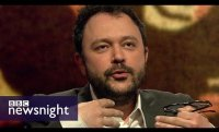 French Cartoonist Riad Sattouf - BBC Newsnight
