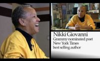 An Interview With Nikki Giovanni