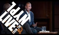 """""""Arguing with poetic language,"""" Ta-Nehisi Coates 