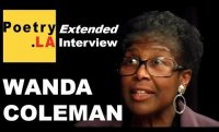 WANDA COLEMAN - Extended Version of Poetry.LA Interview