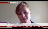Dorthe Nors on BBC World News