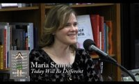 "Maria Semple, ""Today Will Be Different"""
