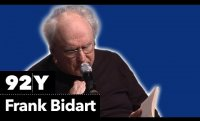 Frank Bidart reads from Half-light: Collected Poems