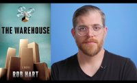 Inside the Book: Rob Hart (THE WAREHOUSE)