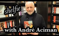 Shelfie with André Aciman