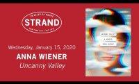 Anna Wiener | Uncanny Valley
